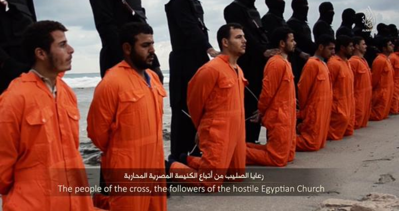 Ce que les médias n'ont pas montré sur l'exécution des 21 chrétienségyptiens