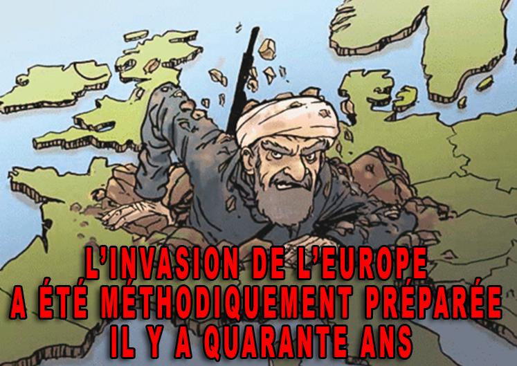 Pourquoi et comment l'Europe a-t-elle été vendue à l'islam