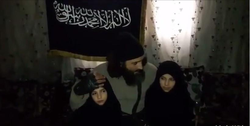 Des fidèles d'Allahenvoient leurs fillettes se faire exploser en Syrie…