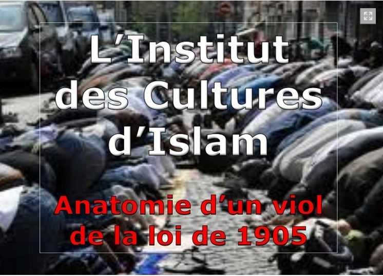 La Cour d'Appel condamne la Mairie de Paris pour sa subvention à la mosquée de l'ICI