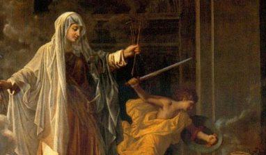 Traité de l'Enfer de Sainte Francoise Romaine