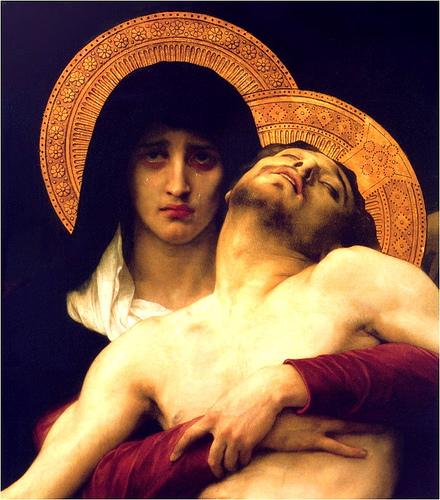 La Vierge Marie prophétisée…