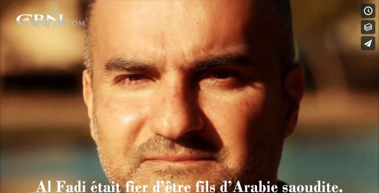 Al Fadi, djihadiste saoudien vaincu par l'Amour du Christ