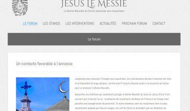 """Prochain forum """"Jésus est le Messie"""" à Paris, les 13 & 14 mai 2017"""