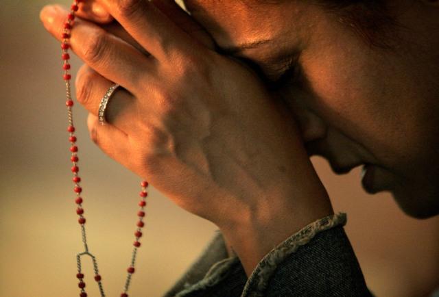 Quelques prières catholiques usuelles
