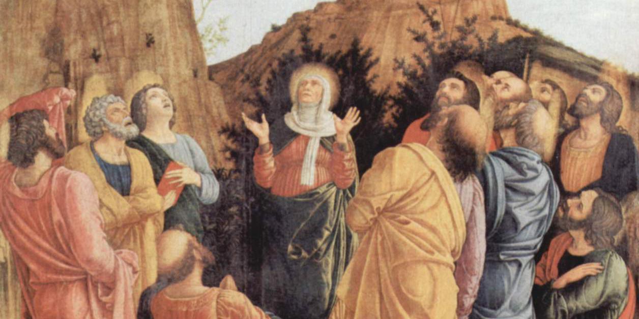 Homélie pour le jour de l'Ascension du Seigneur