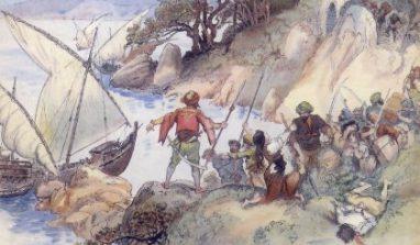 Des Maures, des Turcs et de l'esclavage