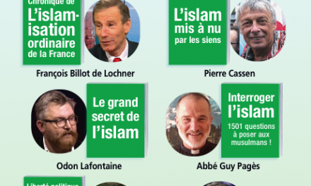 "Conférence ""L'Islam, la France et la mission"" le 1er avril à Paris"