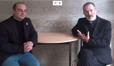 L'Abbé Guy Pagès interrogé par M. Fabrice Dragan