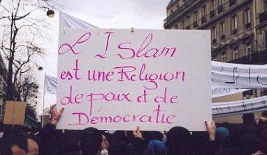 Pourquoi interdire l'islam ?