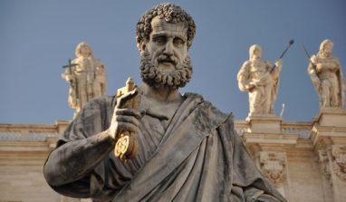 «Tu es Pierre, et sur cette pierre… » Homélie pour le vingt et unième Dimanche du Temps ordinaire (A)
