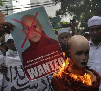 Appel à la vengeance pour l'expulsion des musulmans de Birmanie