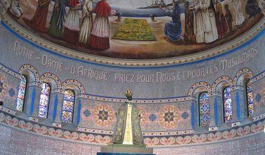 Prière à Notre-Dame d'Afrique pour la conversion des musulmans, par Mgr PAVY,évêque d'Alger, 1858