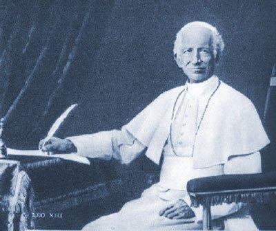 Lettre encyclique Satis Cognitum, sur l'unité de l'Eglise, par le pape Léon XIII (29 juin 1896)