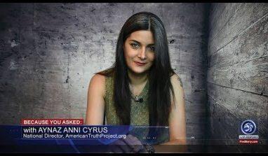 Témoignage de l'Iranienne Aynaz Anni Cyrus au sujet de sa vie dans l'islam