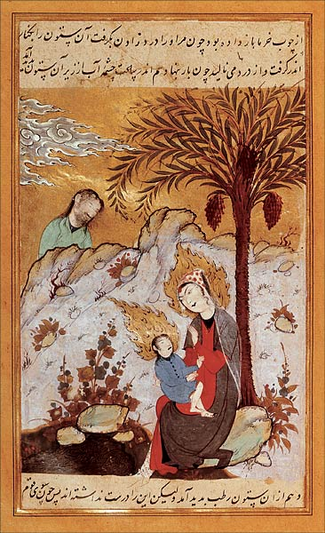 L'Islam est faux ! - Page 3 Jesus-et-marie-islam-la-culture-generale