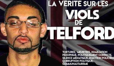 Un des fruits de l'antiracisme et de l'islam : pédo-criminalité et déshumanisation