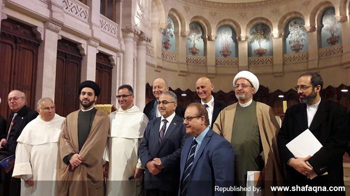 Au sujet du dialogue islamo-chrétien, l'association Ensemble avec Marie