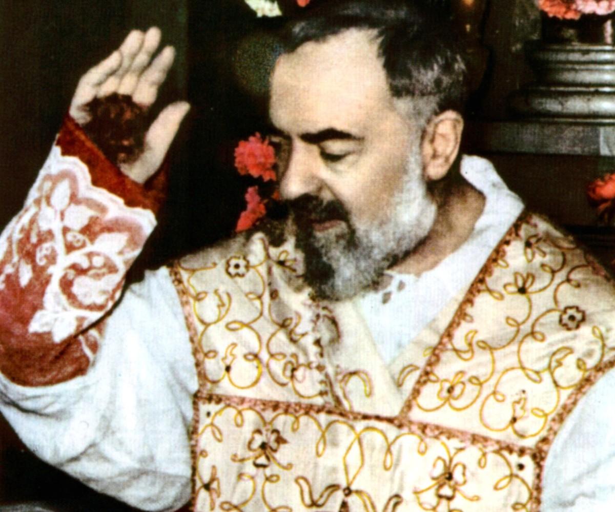 Restez avec moi, Seigneur ! Prière de saint Pio de Pietercina