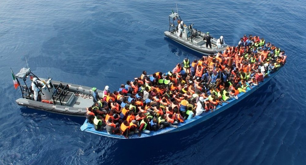 L'abbé Pagès et le droit des migrants à l'OSCE le 18.09.18 a.m.