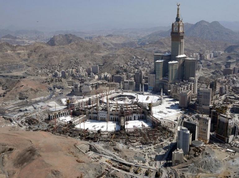 Au sujet de la Mecque, par Patricia Crone…