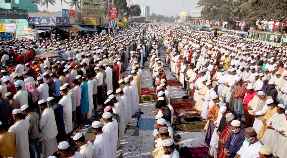 La prière musulmane, 1