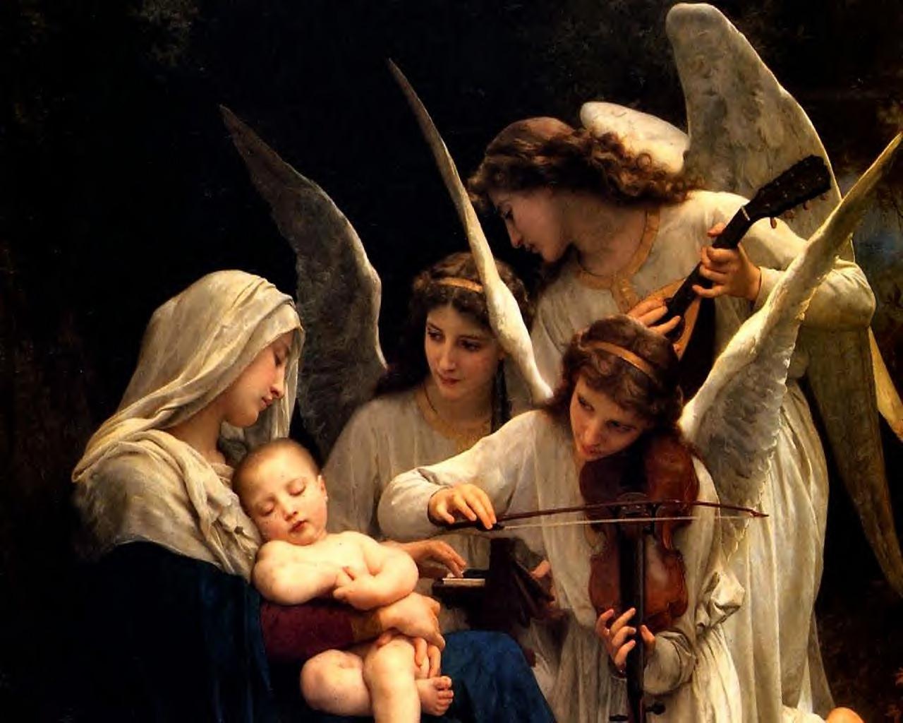Homélie pour le Jour de Noël (C)