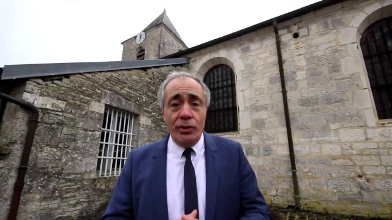 M. Ouchik, le Christ, la France et l'islam