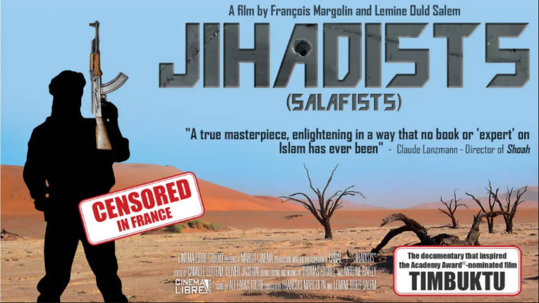 Censuré en France, le documentaire « Salafistes » de François Margolin sort aux Etats-Unis