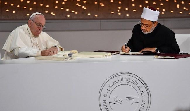 Abbé Guy Pagès. 96168_pape-francois-imam-al-azhar-abou-dhabi-000-1d12go