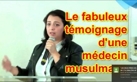 Le fabuleux témoignage d'une médecin musulmane