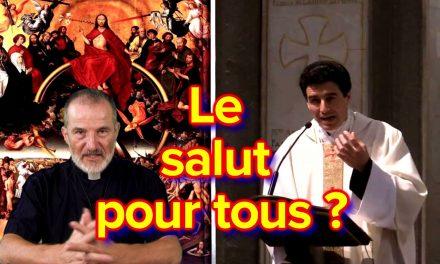 Le père Zanotti-Sorkine et le salut pour tous