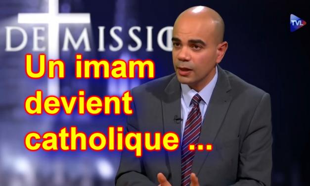 Un imam devient catholique