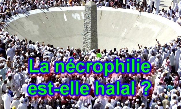 La nécrophilie est-elle halal ?