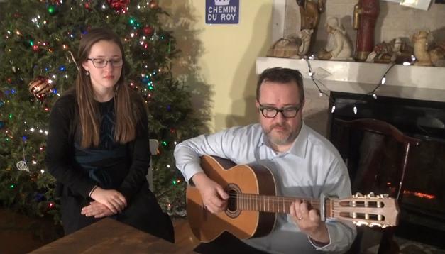 La chanson d'un papa pour la naissance de son onzième enfant