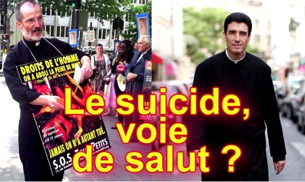 Le suicide, voie de salut ?
