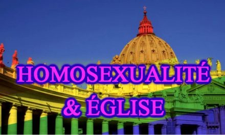 Homosexualité et Eglise