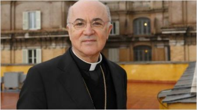 Mgr Carlo Maria Viganò analyse la réponse de la hiérarchie de l'Eglise à la crise du coronavirus