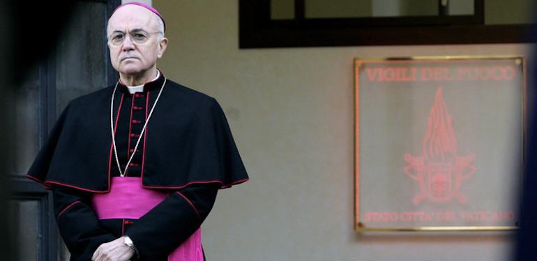 Mgr Carlo Maria Viganò analyse la situation présente de l'Eglise à la lumière du troisième secret de Fatima