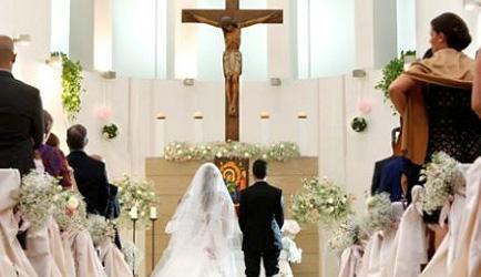 Homélie pour le mariage de Cédric et Elisabeth