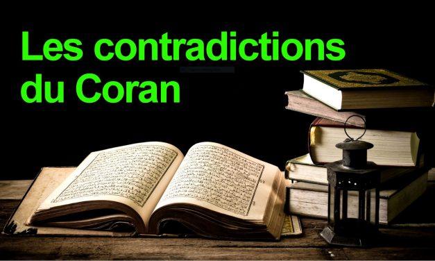 Les contradictions du Coran