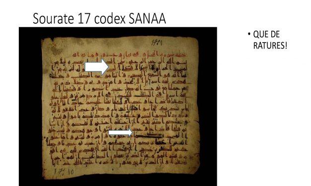 La tradition musulmane elle-même affirme que le Coran est falsifié…