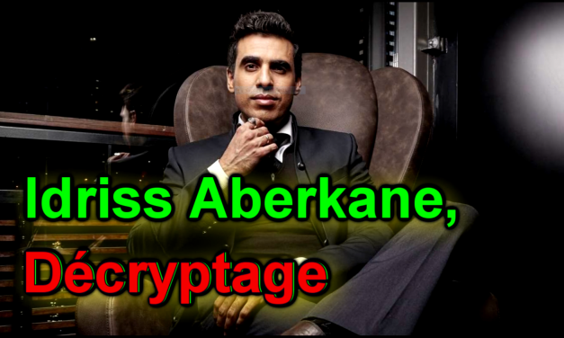Idriss Aberkane, Décryptage