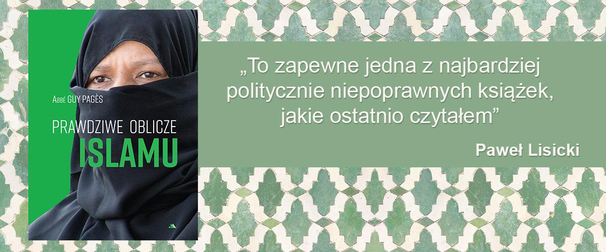 """Préface à l'édition polonaise de """"Interroger l'islam"""" par Paweł Lisicki"""