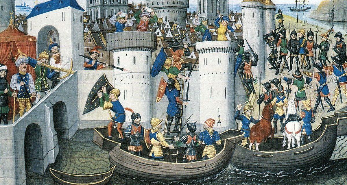 Les Croisés ont-ils précipité la chute de Constantinople ?