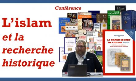 L'islam à l'épreuve de la recherche historique
