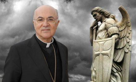 Archevêque Carlo Maria Viganò: L'État profond et l'Église profonde ont le même programme