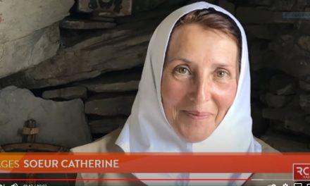 Sœur Catherine, ermite, la réponse à un appel d'être toute à Dieu …