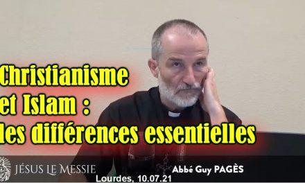 Christianisme et islam : les différences essentielles