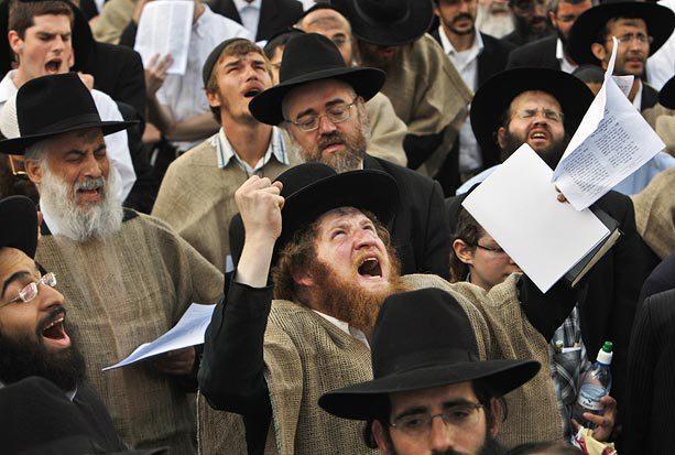 Porno juif orthodoxe